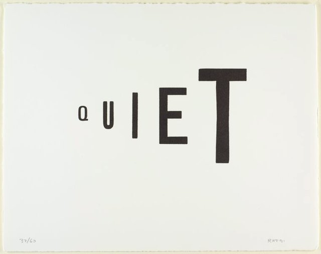 An image of Quiet