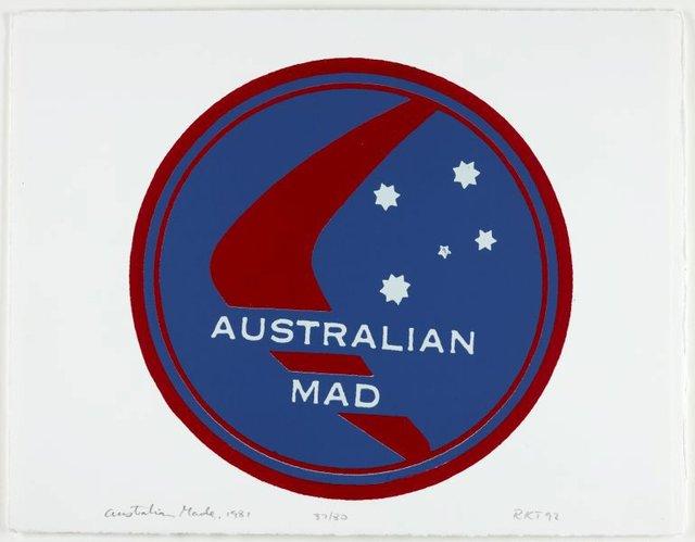 An image of Australian mad, 1981/82