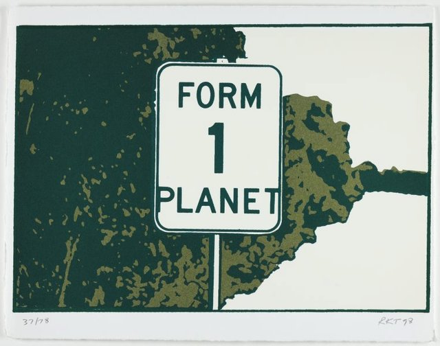 An image of Form one planet, 1992