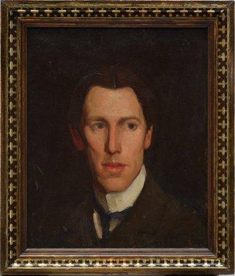 Alternate image of Hugh Ramsay by George Lambert