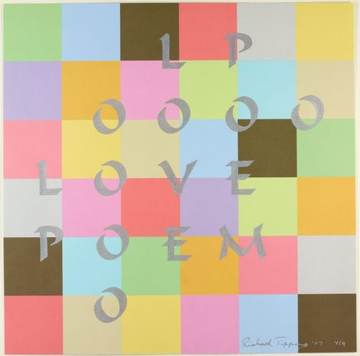 An image of Lovepoem 3 by Richard Tipping