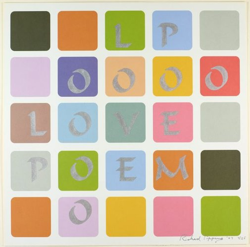 An image of Lovepoem 1 by Richard Tipping