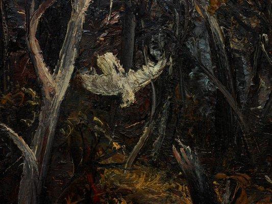 Alternate image of Landscape near Yallourn by Arthur Boyd
