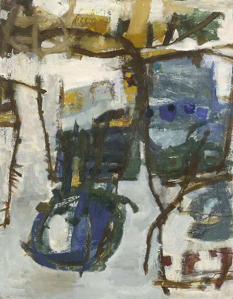 An image of Dylan's country by John Olsen