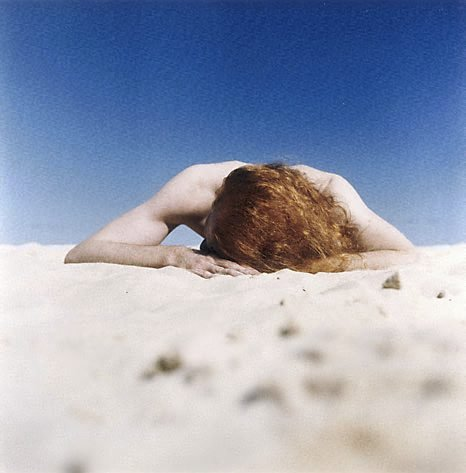 An image of The sunbather #2