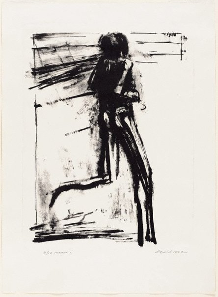 An image of Runner I by David Rose