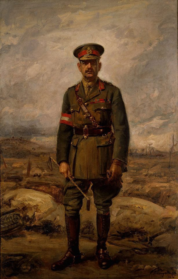 An image of General Monash