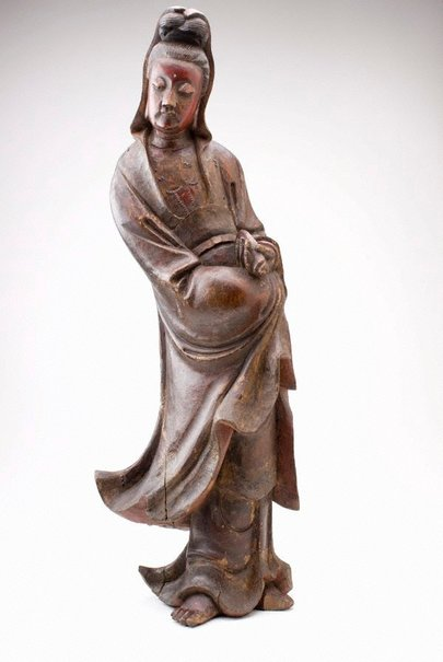 An image of Guanyin by Unknown