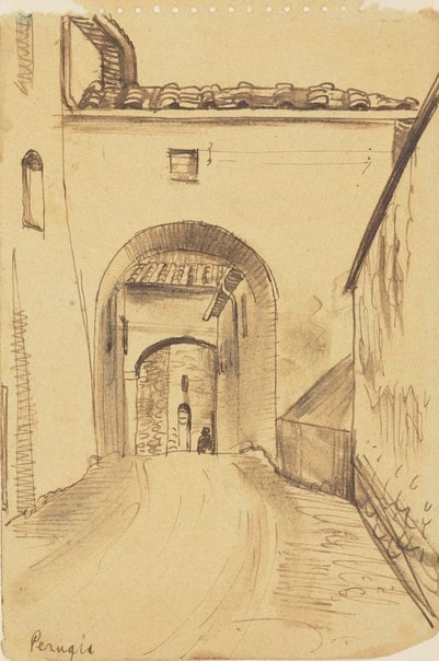 An image of Street in Perugia by Eric Wilson