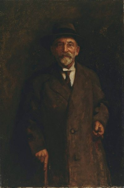 An image of J.F. Archibald by Florence Aline Rodway