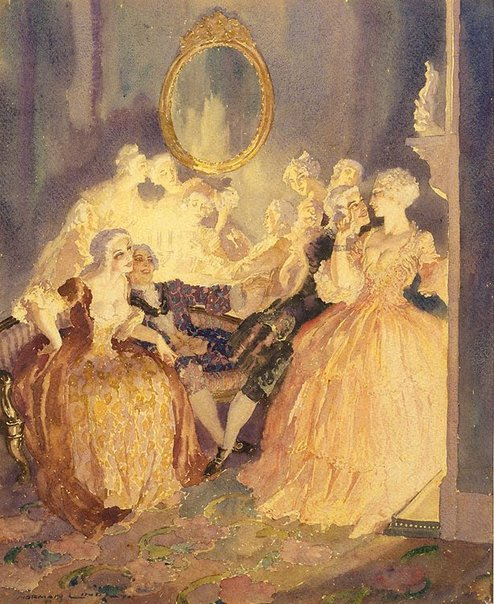 An image of Play by Norman Lindsay