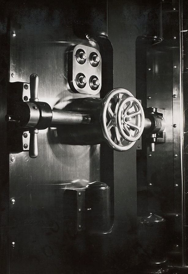 An image of Untitled (detail of machinery)