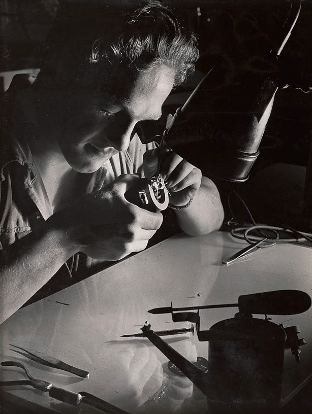 An image of Untitled (tradesman and tools)