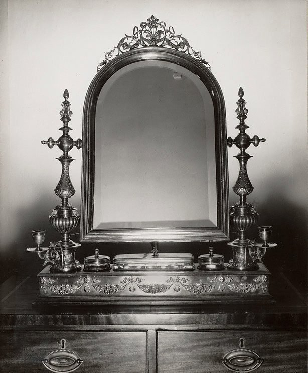An image of Untitled (mirror on chest)