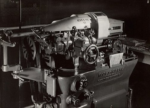 An image of Untitled (machine) by INDEX-WERE by Max Dupain