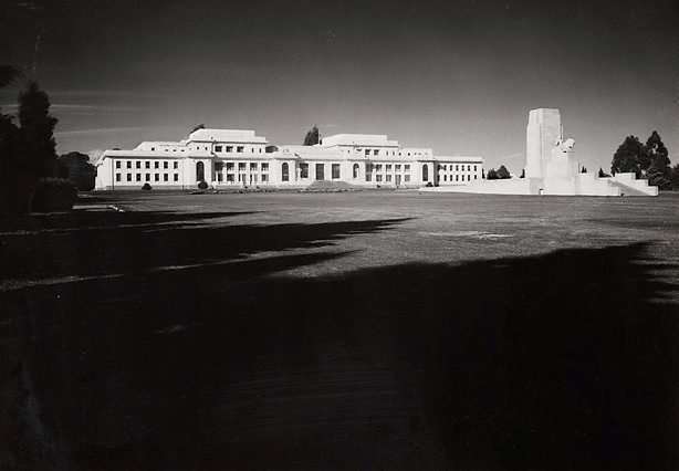 An image of Untitled (Parliament House exterior, Canberra)