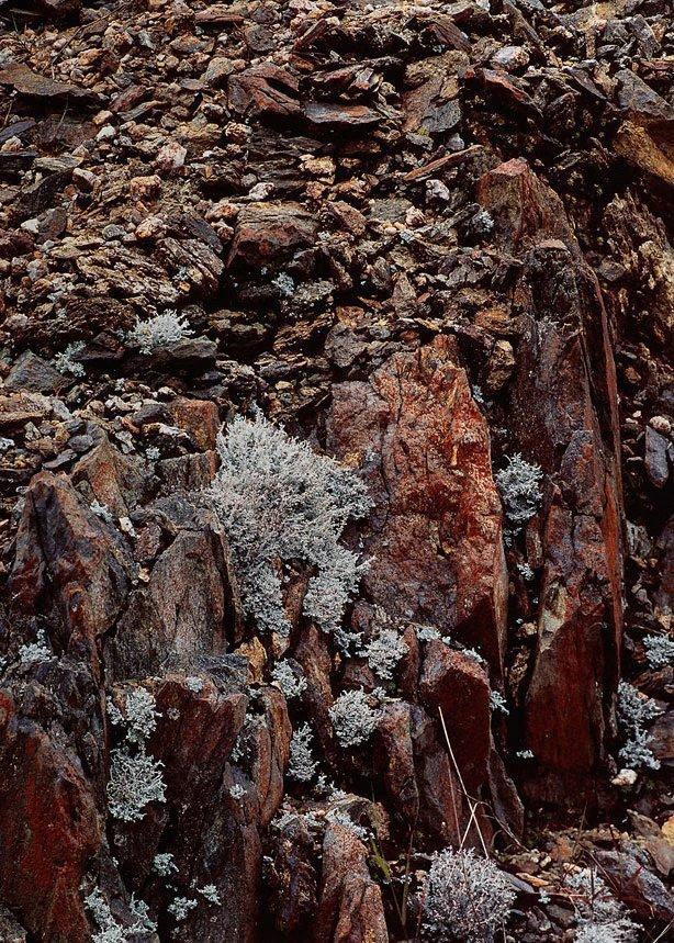 An image of Queenstown rocks No. 8