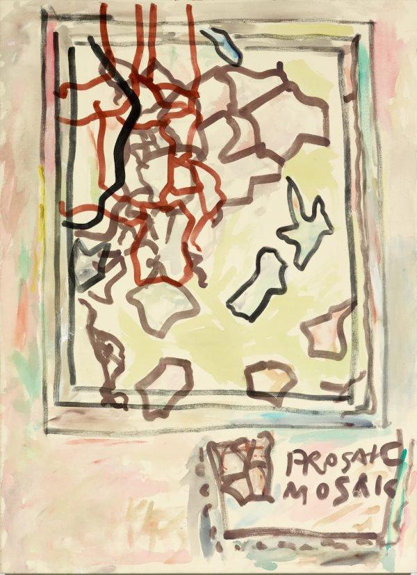 An image of Prosaic mosaic