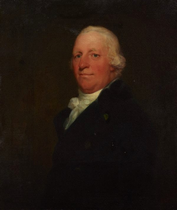 An image of Portrait of Dr B