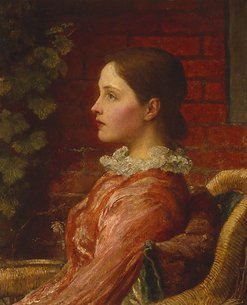 An image of Alice by George Frederic Watts