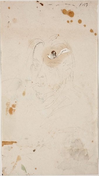 An image of (Self-portrait studies) (Late Sydney Period) by William Dobell