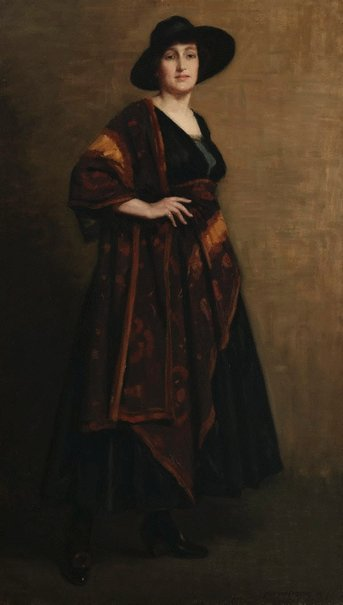 An image of Bella donna by Norman Carter