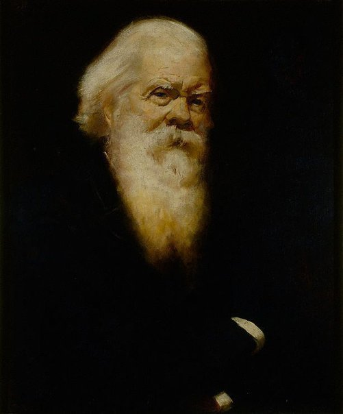 An image of Sir Henry Parkes by Tom Roberts
