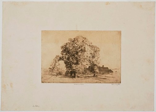 An image of Bennett's End, Buck's by Sydney Long