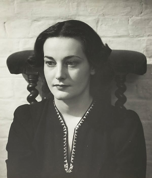 An image of Untitled (woman seated)
