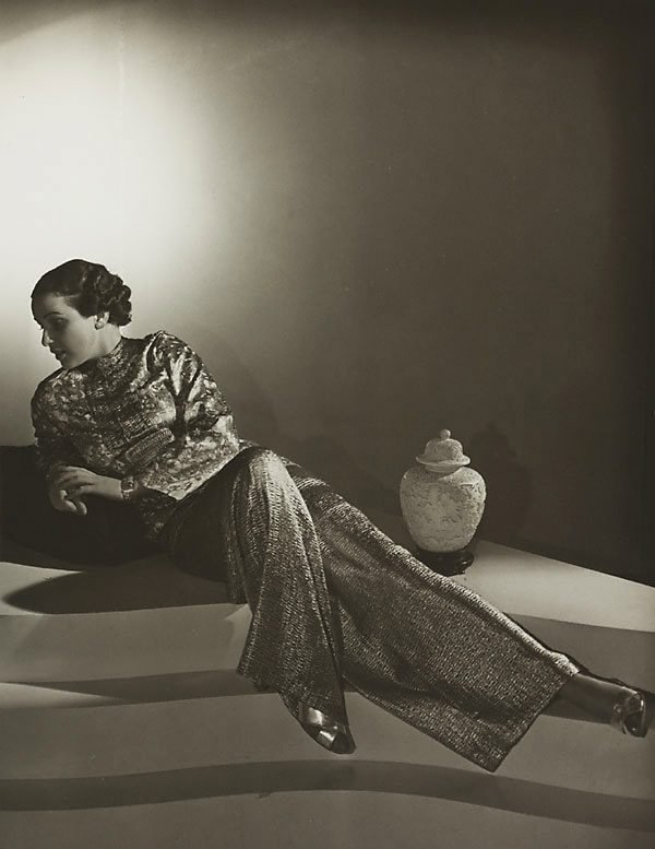 An image of Untitled (woman in Chinese top)