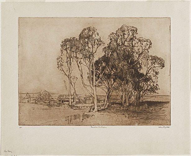 An image of Narrabeen landscape