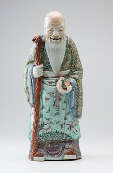 An image of Dongfang Su, a Daoist Immortal by