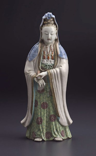 An image of Guanyin by