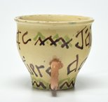 Alternate image of Tobacco jar by Anne Dangar