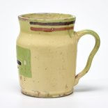 Alternate image of Beer mug for Rah Fizelle by Anne Dangar