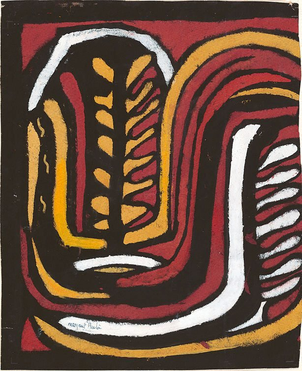 An image of Aboriginal glyph