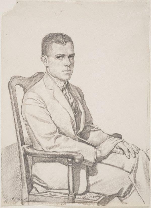 An image of Portrait of Richard Smart