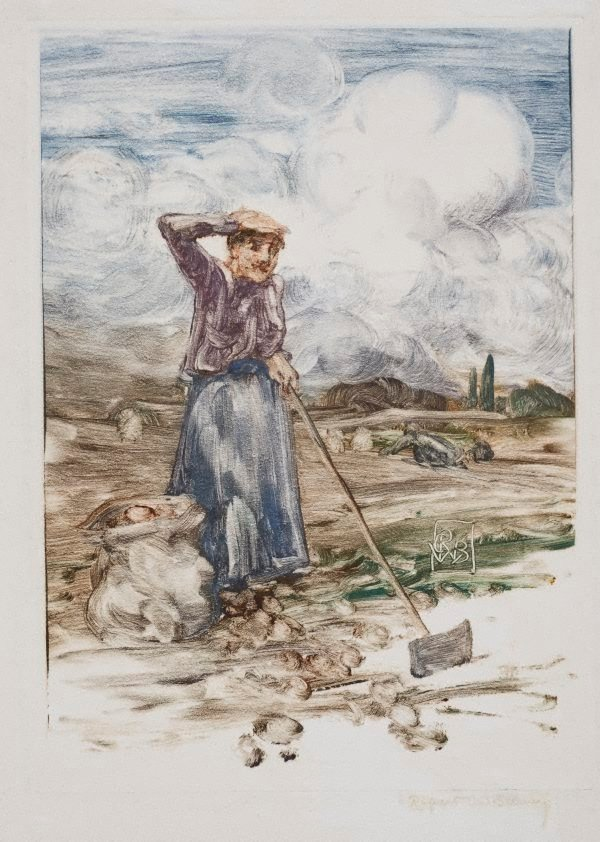 An image of Untitled (possibly Harvest)