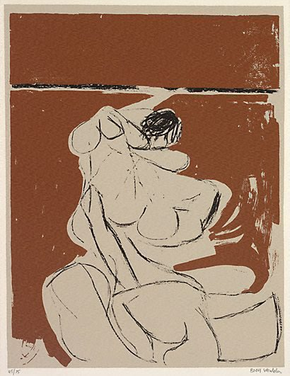 An image of Figure on orange background