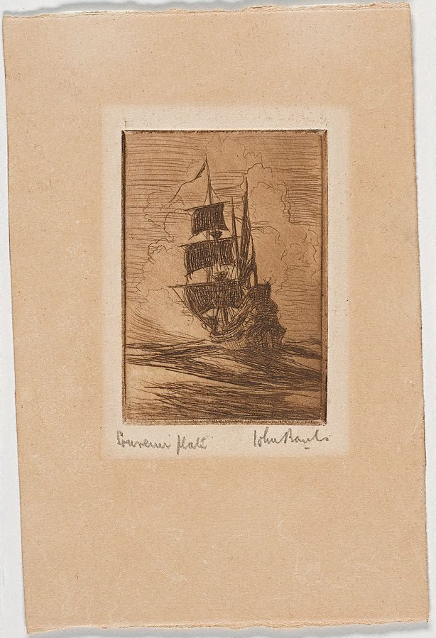 An image of Galleon