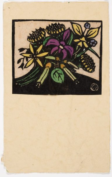An image of Australian wildflowers by Gladys Reynell