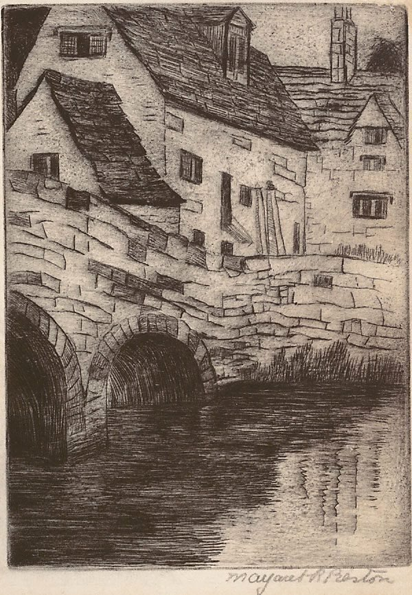 An image of (The old mill, Bibury Court Farm, Bibury)