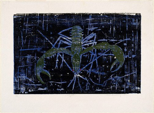 An image of Crayfish by Sue Buckley