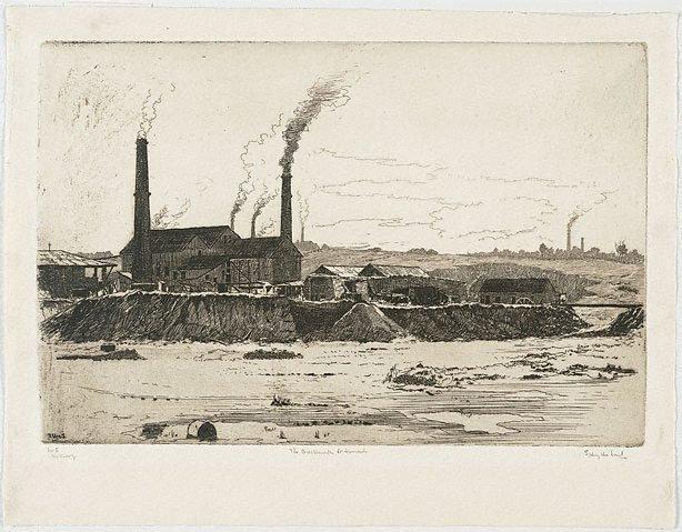 An image of The brickworks, St. Leonards