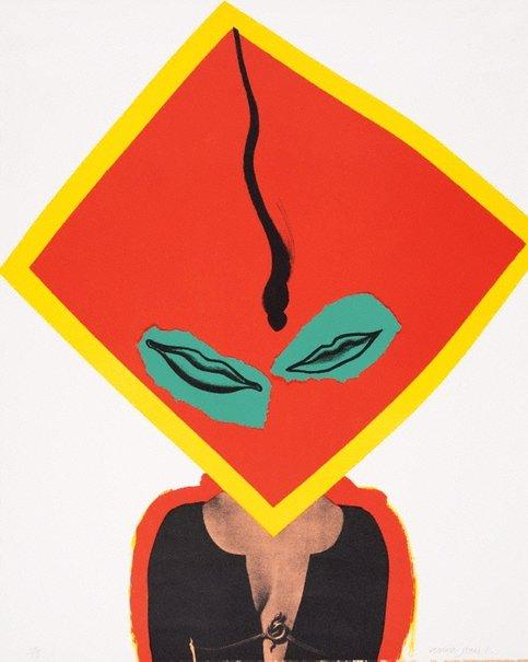 An image of Woman by Allen Jones