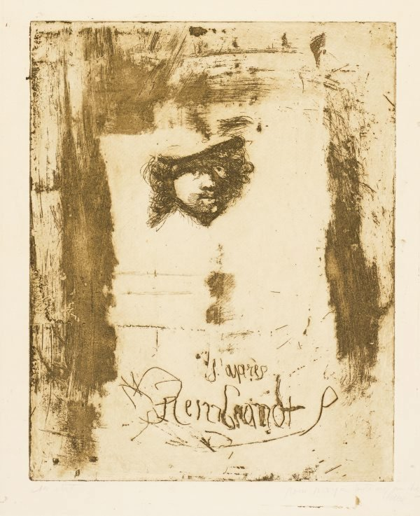 An image of After Rembrandt