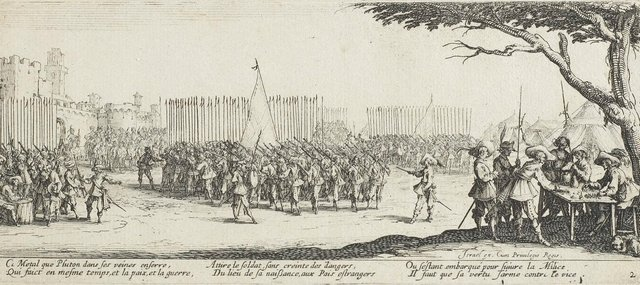 An image of Recruitment of troops