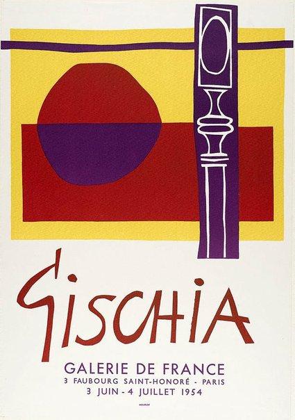 An image of Gischia by Leon Gischia