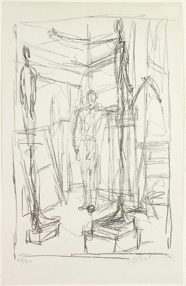 An image of Figure in the studio