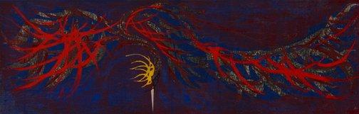 An image of Phoenix by NAKAYAMA Tadashi